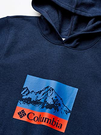 Columbia Youths Hart Mountain Hoodie Soft Pullover