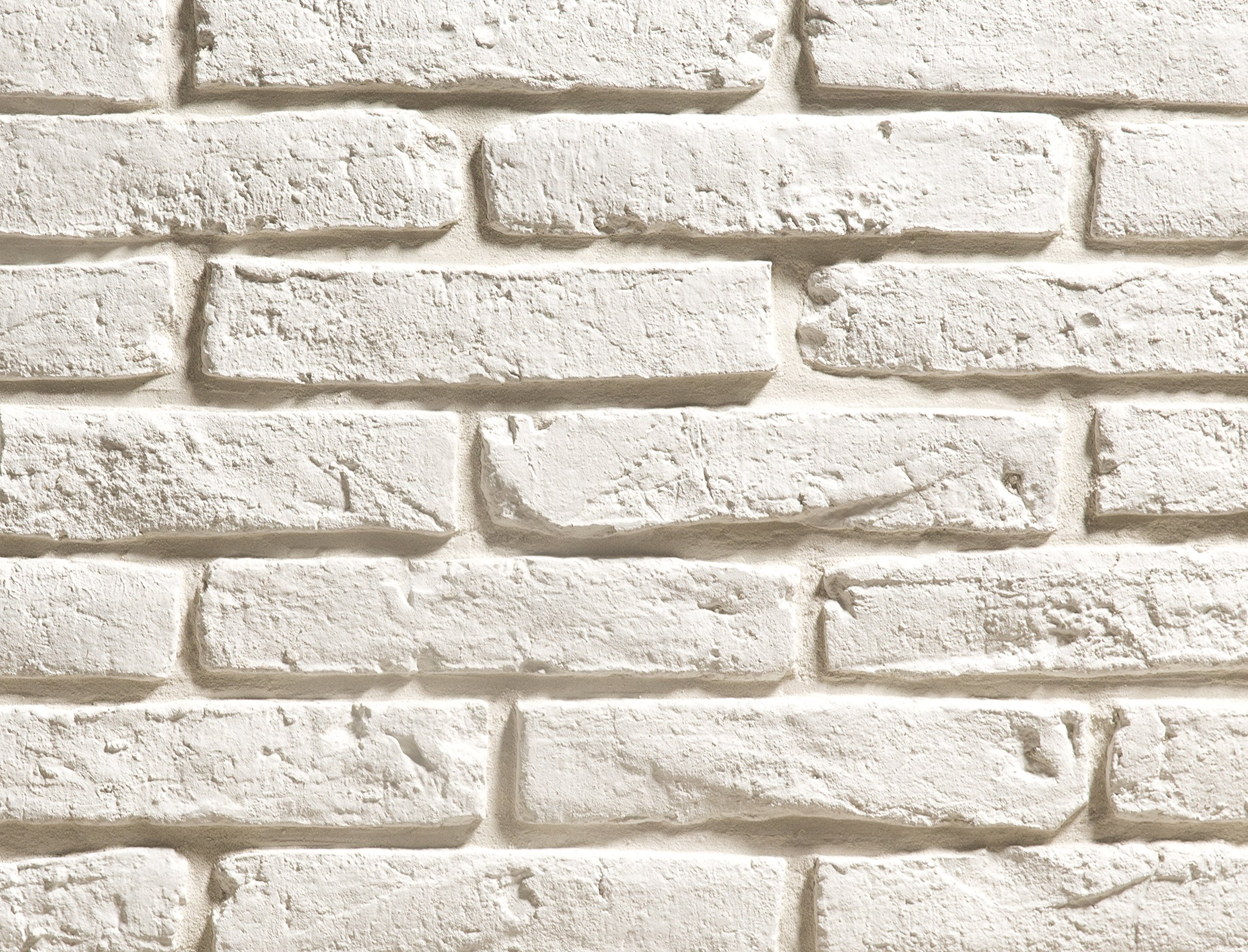 Old Brick White Decorative Stone Effect Cladding Wall Tiles Indoor Outdoor Buy Online In Austria At Desertcart At Productid 58760751