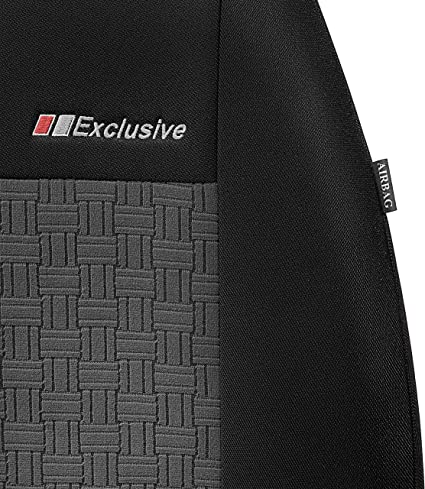 Erjot Exclusive Autositzbezüge Sitzbezüge Universal Nur Fahrersitz Schonbezüge Akropolis Auto