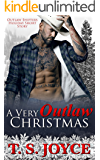 A Very Outlaw Christmas (Outlaw Shifters Book 2)