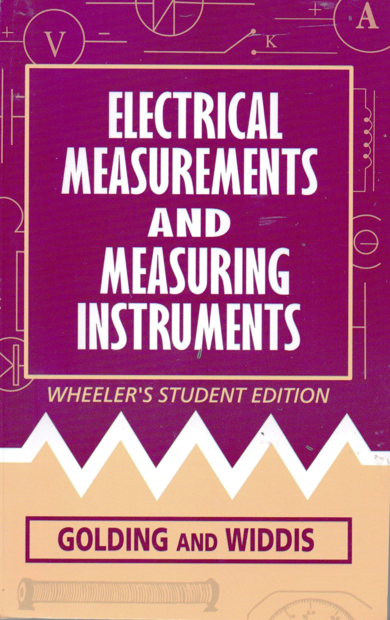 Electrical Measurements And Measuring Instruments Pdf