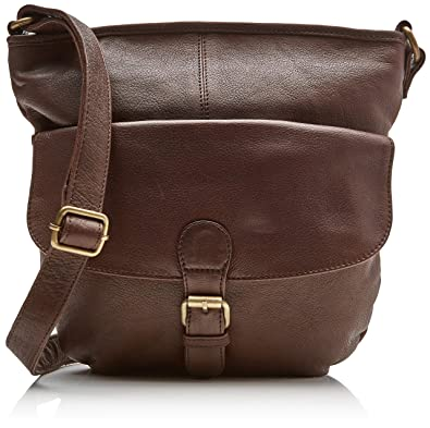 Fat Face Women s Hetti Cross-Body Bag Brown (Chocolate)  Amazon.co ... c76bffb2a90f3