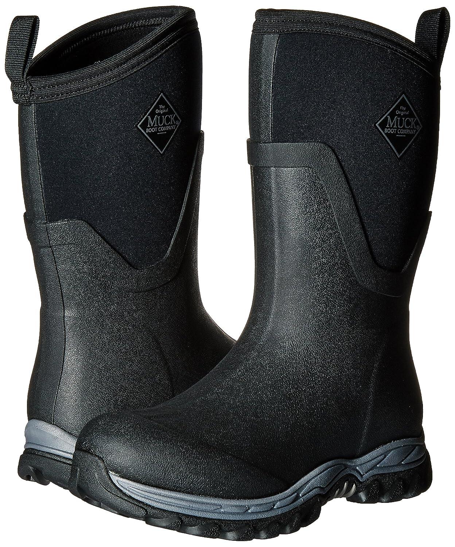 Muck Boot Women's Arctic Sport II Mid Snow B00TT36EI6 7 B(M) US|Black