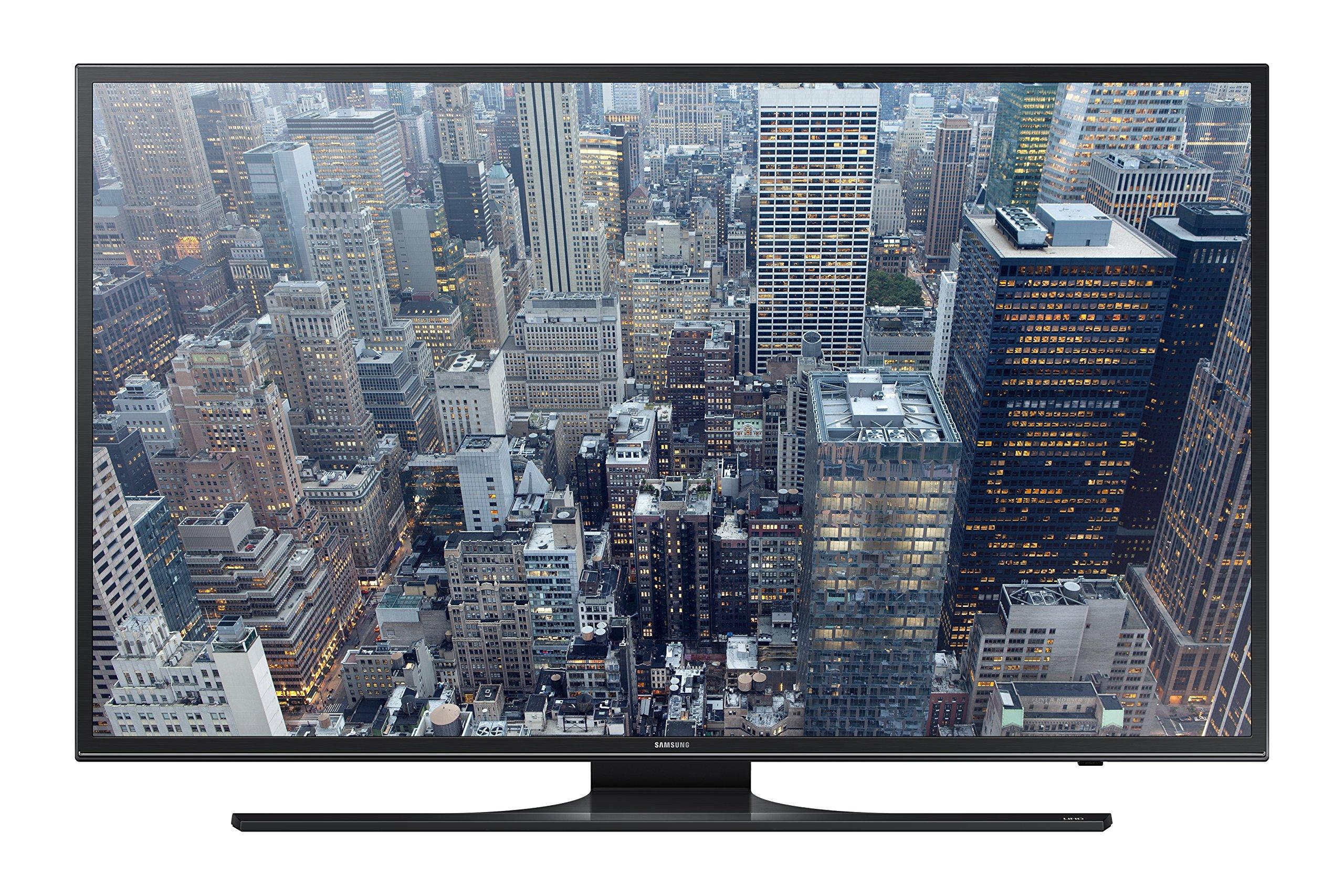 Samsung UN65JU6500 65-Inch 4K Ultra HD Smart LED TV (2015 Model)