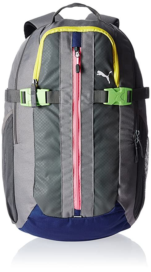 da9f1e28cdb3 Puma Dark Shadow and Sprint Package Casual Backpack (7339406)  Amazon.in   Bags