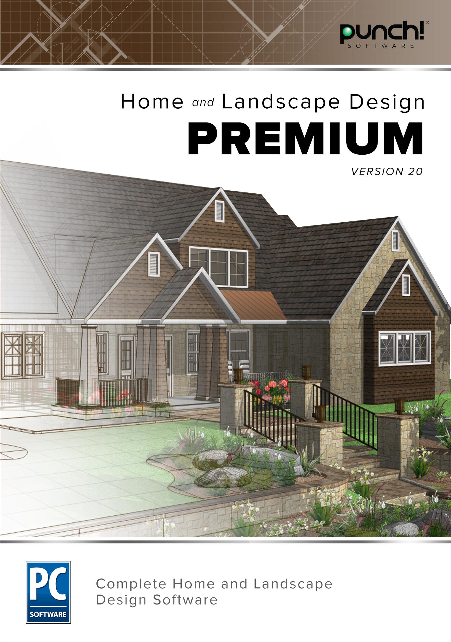 Amazon Com Punch Home Landscape Design Premium V20 Download