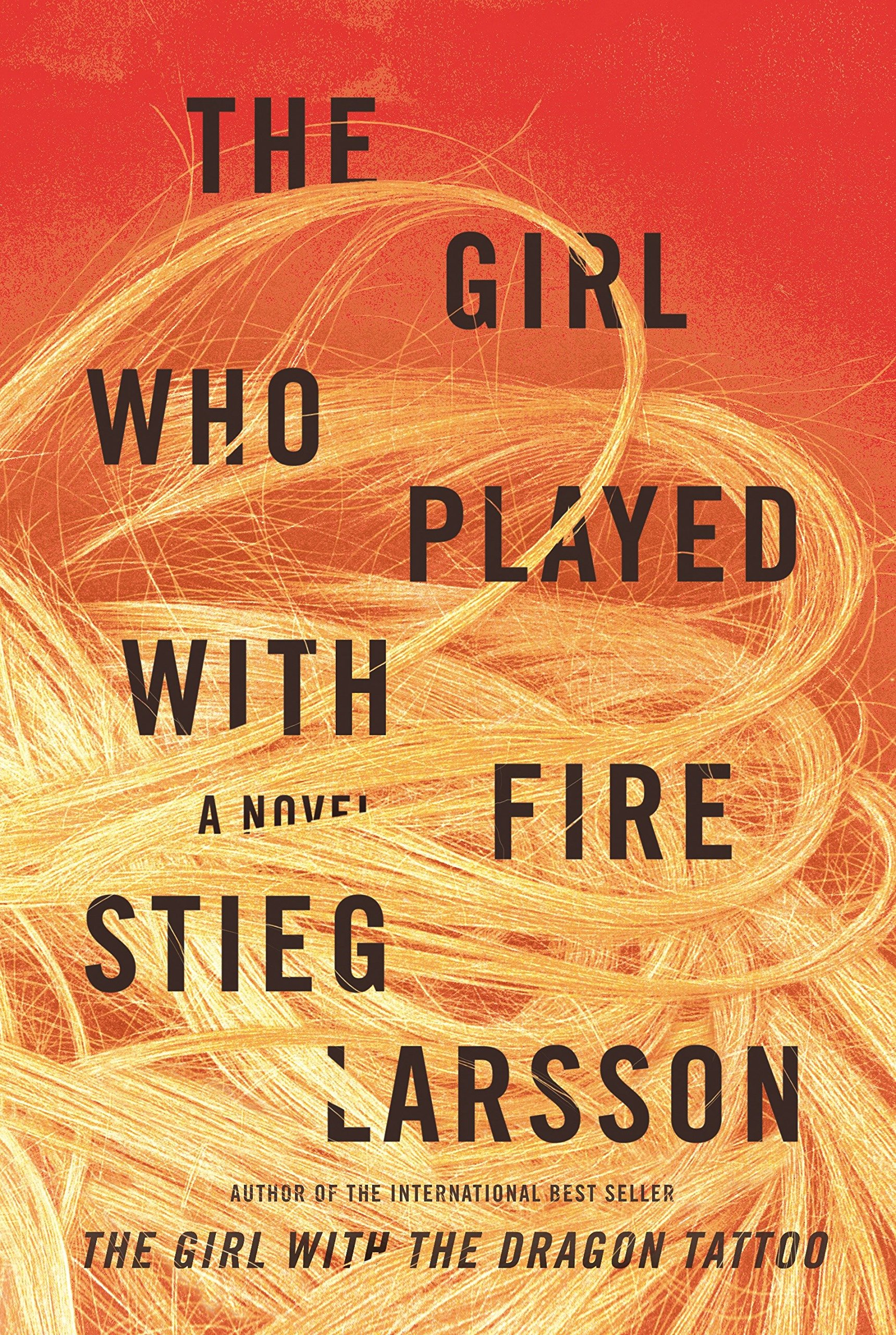 The Girl Who Played with Fire (Millennium) by Larsson, Stieg/ Keeland, Reg (TRN)