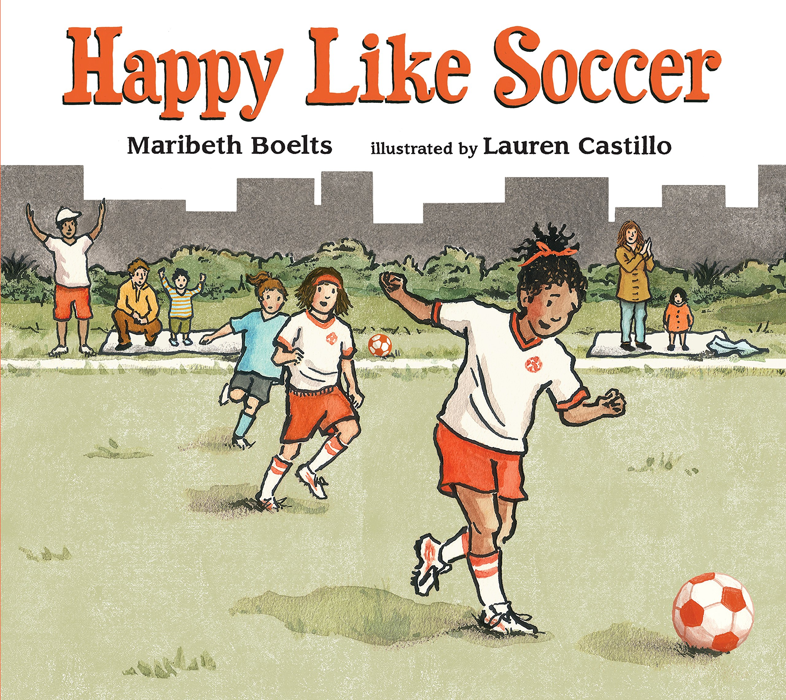 Download Happy Like Soccer (A Junior Library Guild Selection) PDF