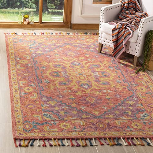 Safavieh Aspen Collection APN226A Handmade Wool Area Rug