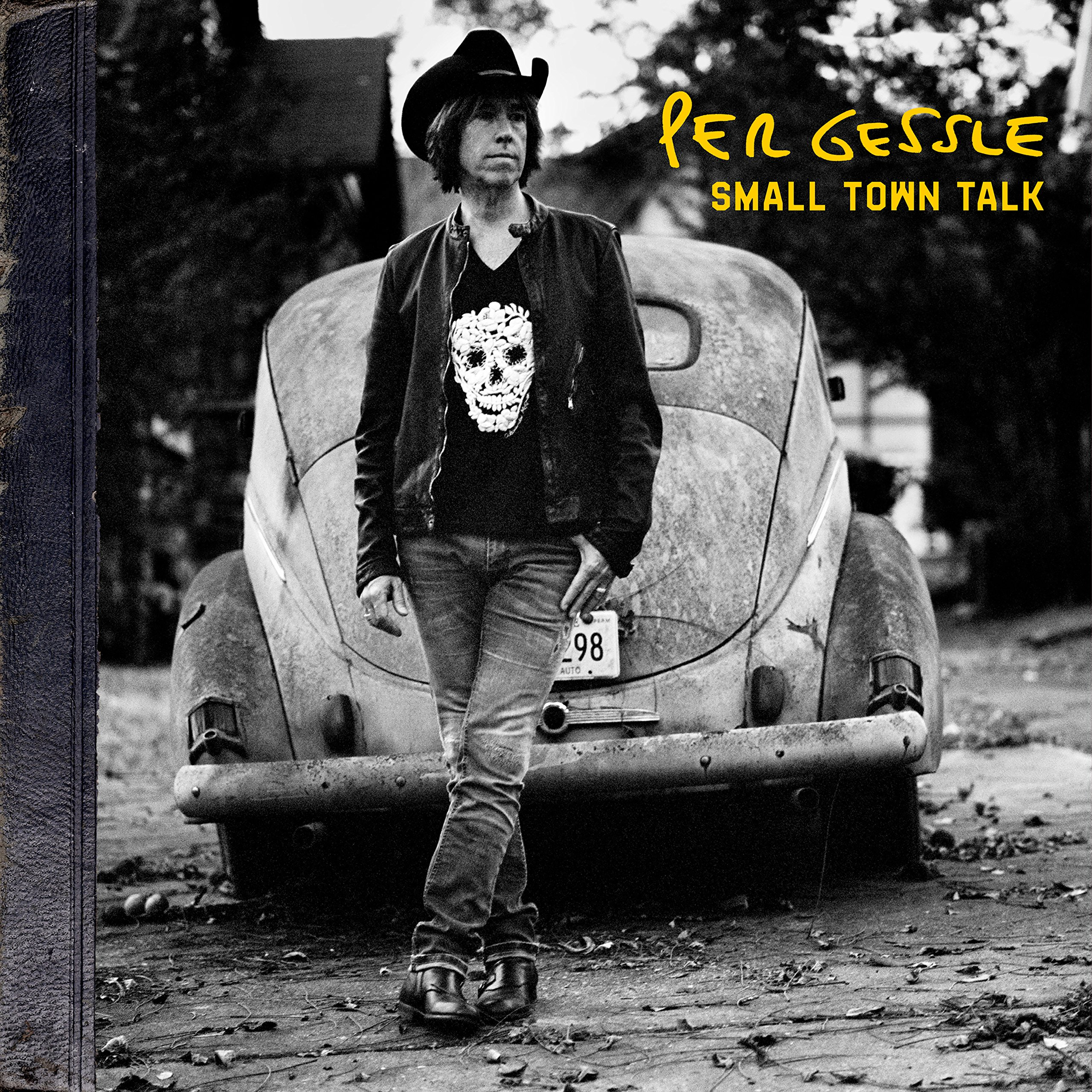 CD : Per Gessle - Small Town Talk (CD)