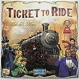 Ticket To Ride Strategy Board Game Spiel Des Jahres 2004 Award Winner