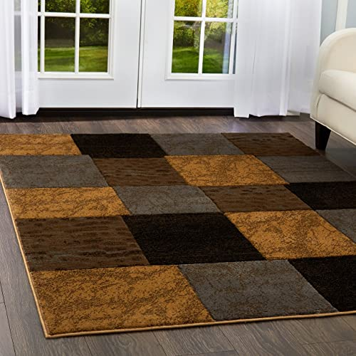 Home Dynamix Tribeca Briar Area Rug 3 Piece Set