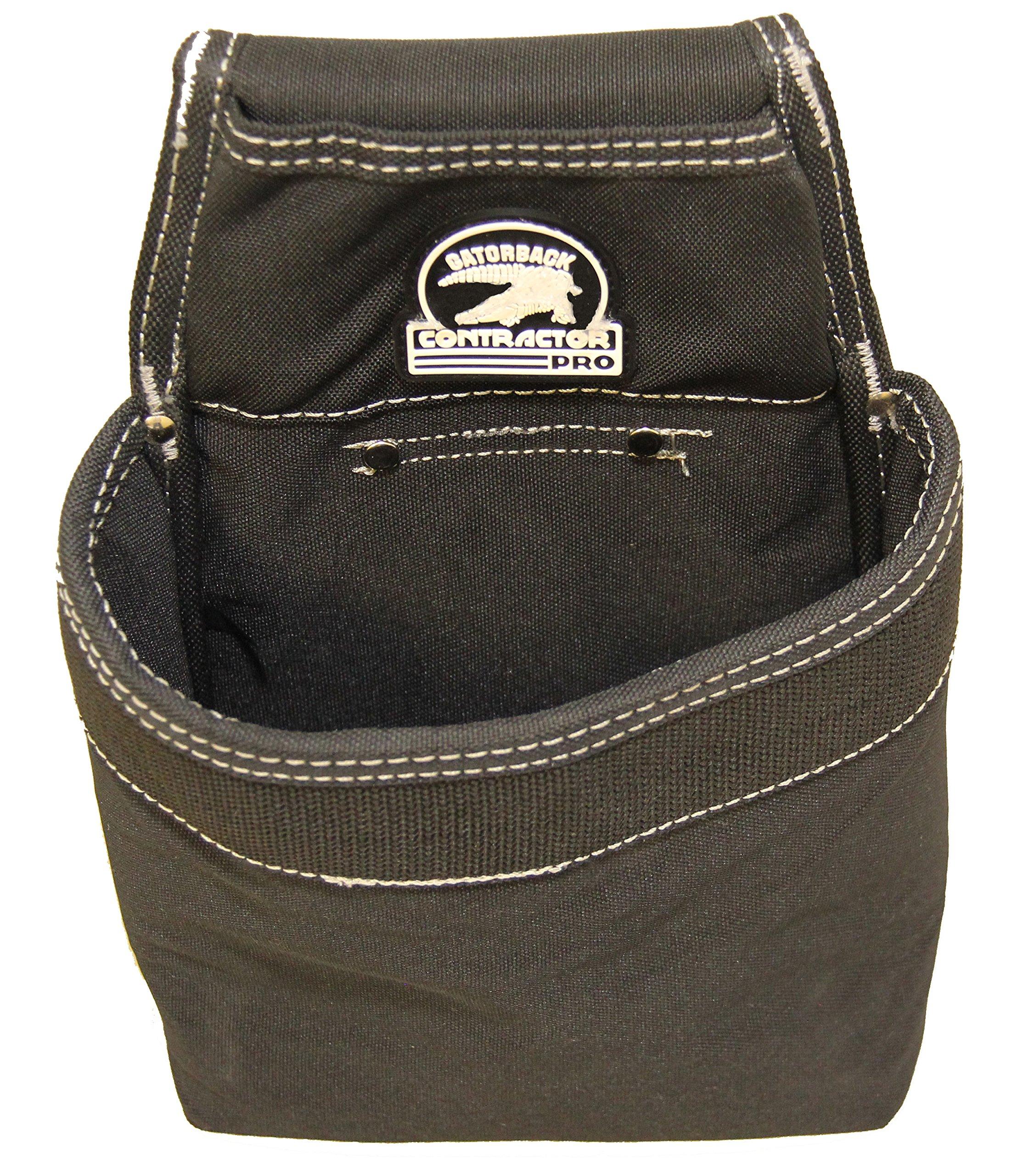 Gatorback B145 Carpenters Triple Combo w/Pro-Comfort Back Support Belt. Heavy Duty Work Belt (X-Large 40''-44'') by Gatorback (Image #5)