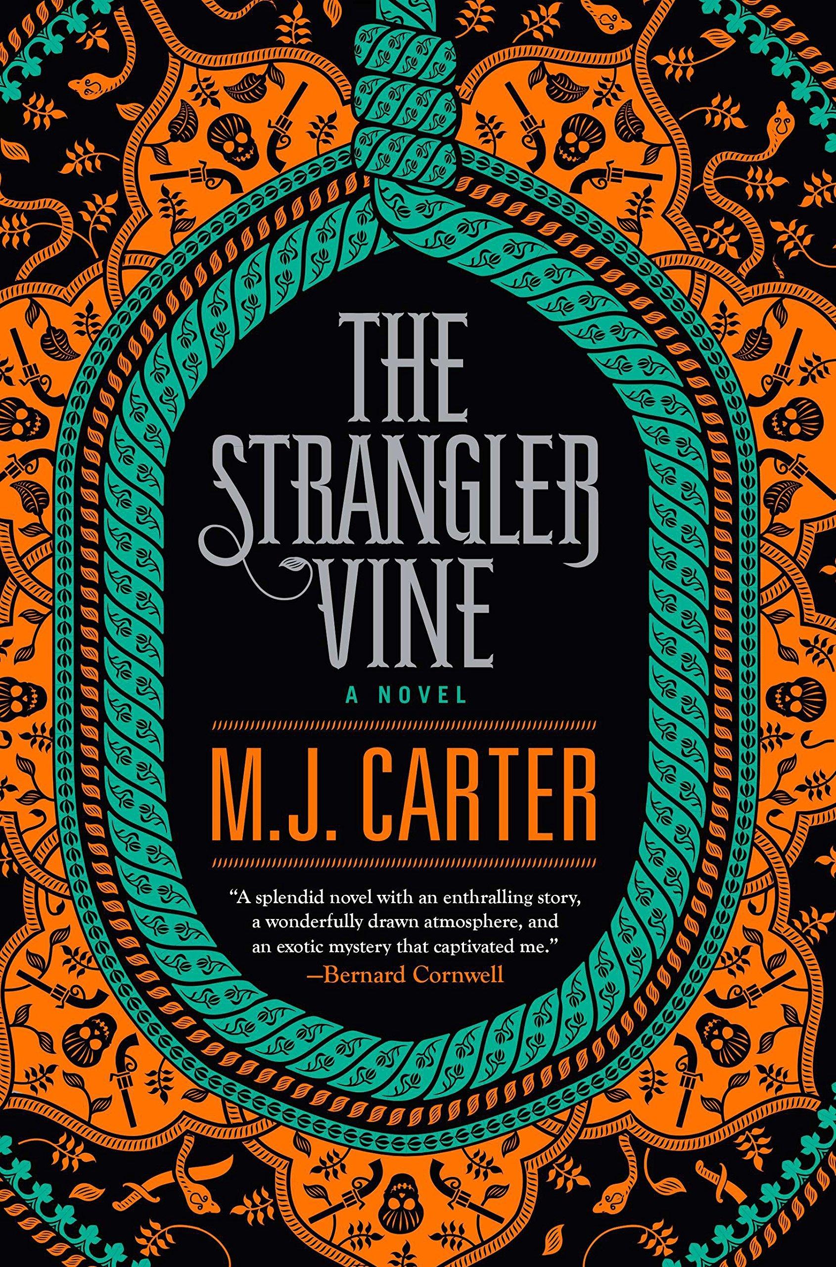 Read Online The Strangler Vine (A Blake and Avery Novel) PDF