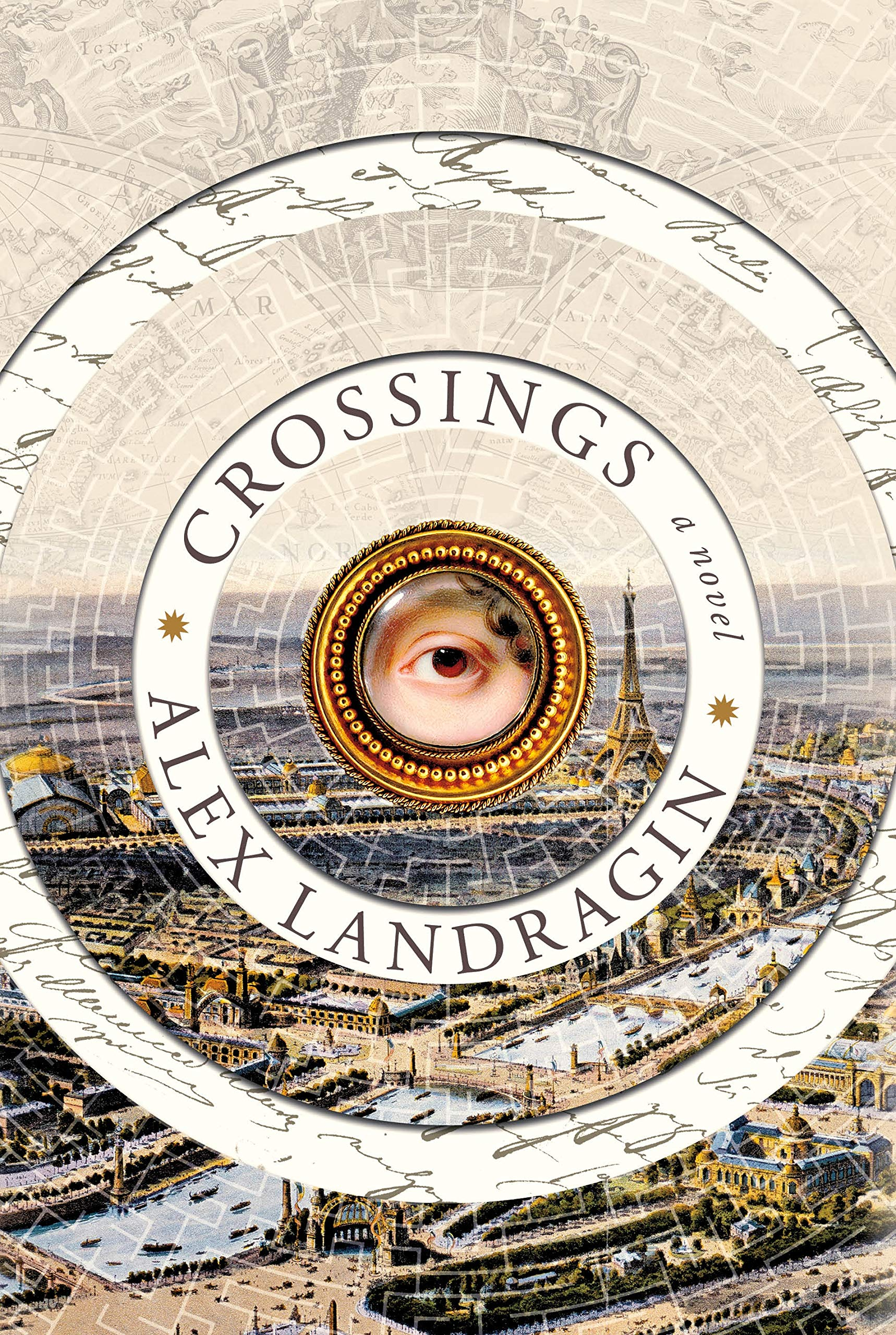 Amazon.com: Crossings: A Novel (9781250259042): Landragin, Alex: Books