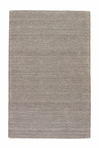 Jaipur Living Elements Handloom Solid Gray Silver Area Rug 9 6 X 13 6