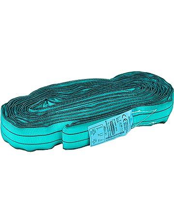 1000 kg. /Élingue ronde//tubulaire polyester HT Traitement PONSAGARD contre coupures et abrasions 1m longueur utilisable - 2m longueur totale 030134002308 1t 1m
