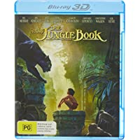 Jungle Book, The (Live-Action) (3D Blu-ray)