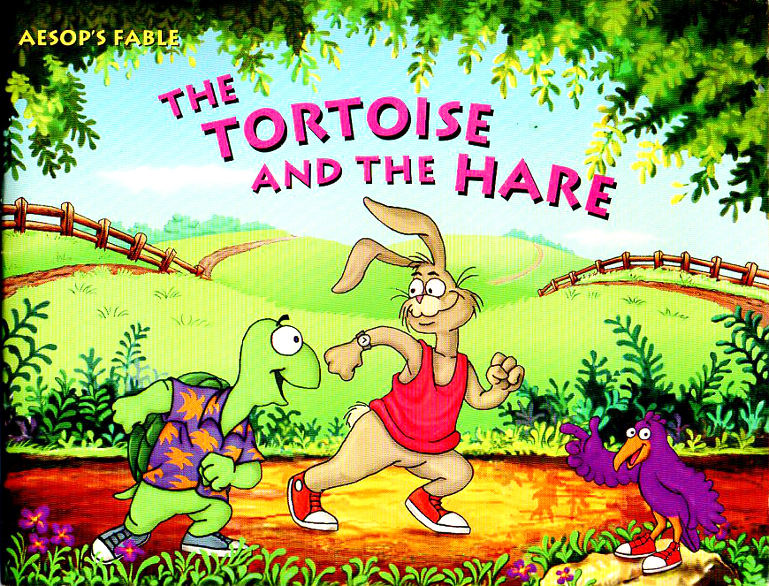 The Tortoise And The Hare Schlichting Mark Amazon Com Books