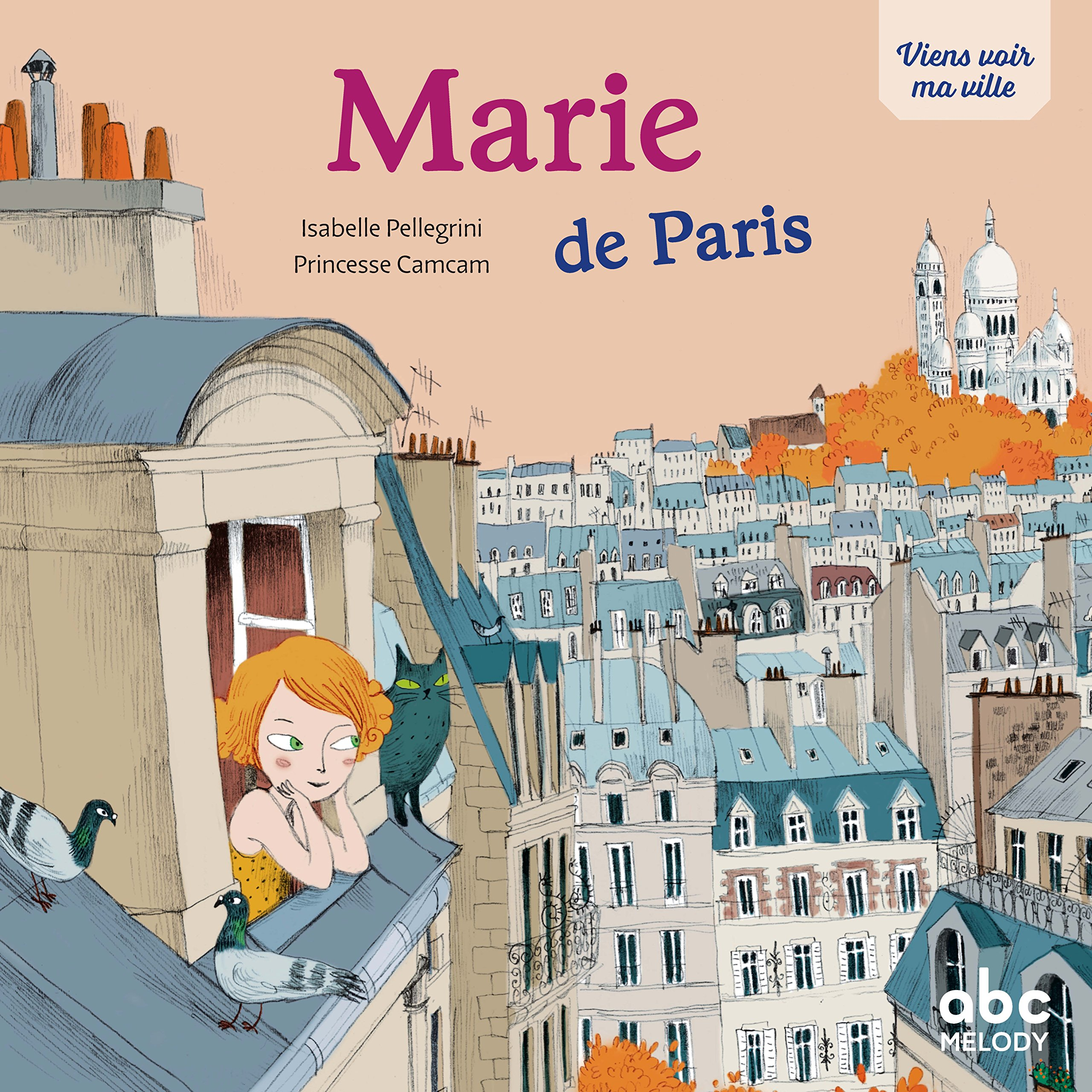 Marie de Paris: Amazon.de: Isabelle Pellegrini, Princesse Camcam ...