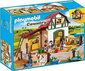 Playmobil - Pony Farm Stables - 6927