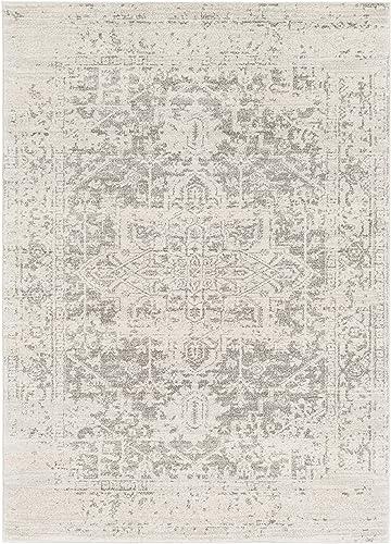 Rachel Vintage Persian Gray Heriz Rug 12' x 18' Area Rug