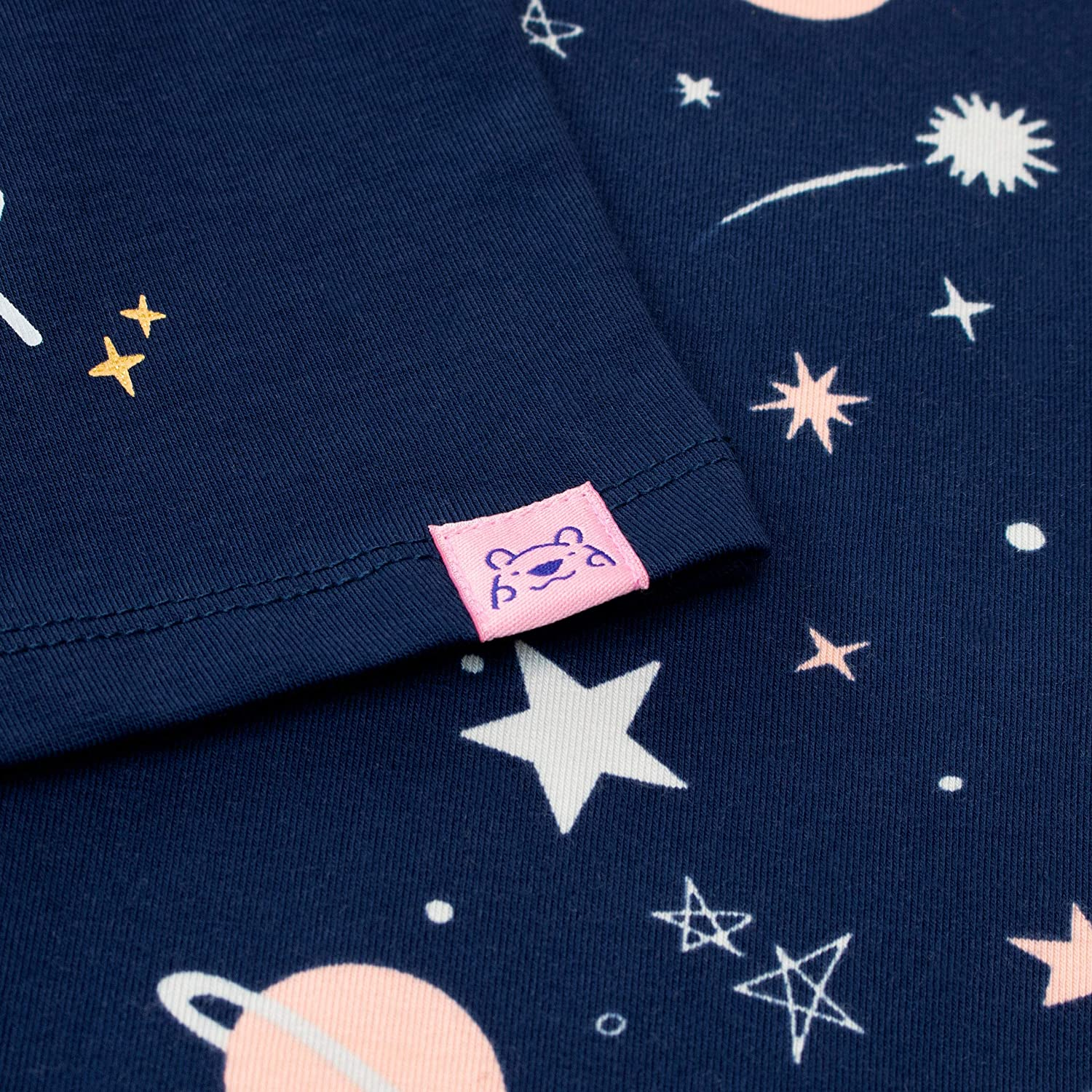 Harry Bear Girls Moon Pajamas