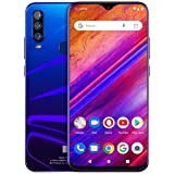 "BLU G9 Pro -6.3"" Full HD Smartphone with Triple Main Camera, 128GB+4GB RAM -Nightfall"