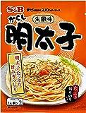 S & amp; B raw flavor spaghetti sauce Mentaiko 53.4g ~ 10 pieces
