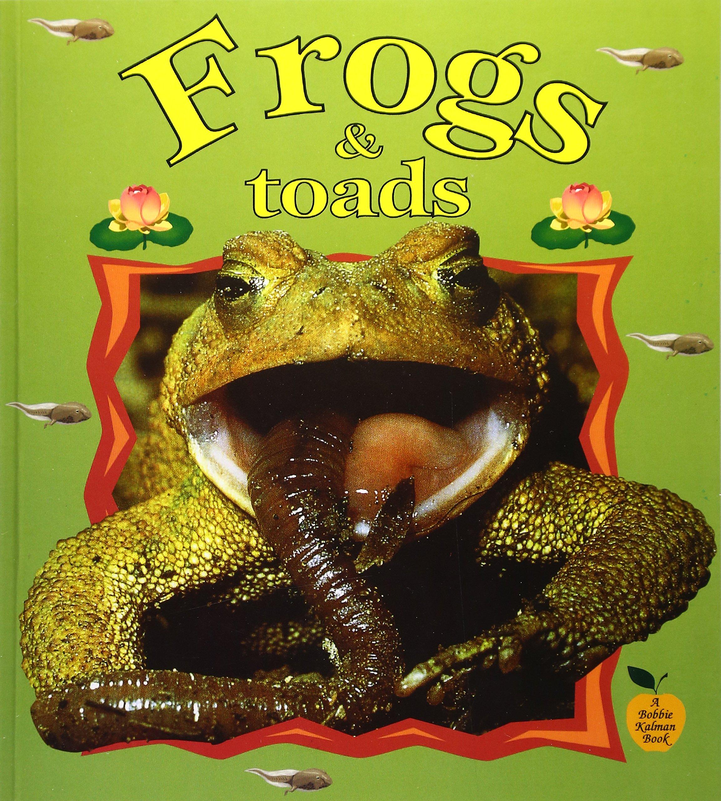 frogs u0026 toads crabapples bobbie everts kalman 9780865057159