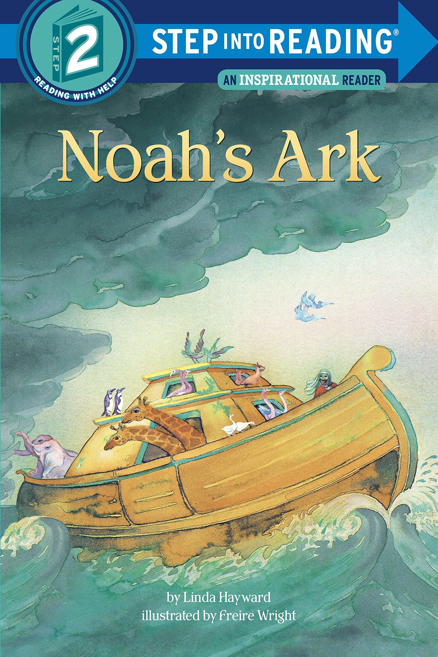 Read Online Noah's Ark (Step into Reading) PDF
