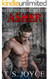 Asher (Wolves of Winter's Edge Book 3) (English Edition)
