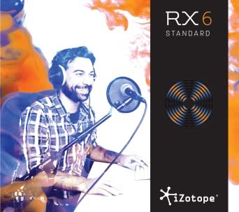 Amazon com: RX 6 Standard: Audio Repair Plug-in, iZotope