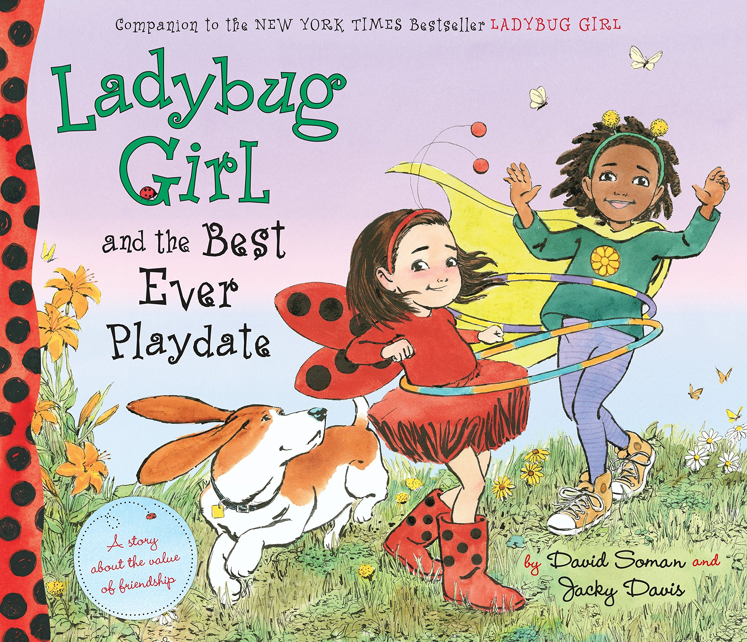 Download Ladybug Girl and the Best Ever Playdate pdf