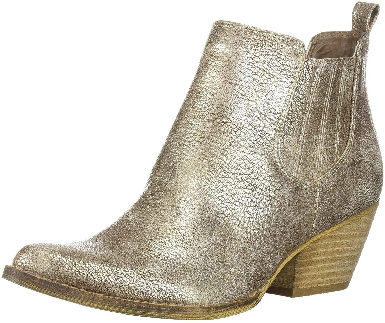 Very Volatile Women's Motivate Ankle Boot B075KQKKHZ 6.5 B(M) US Taupe