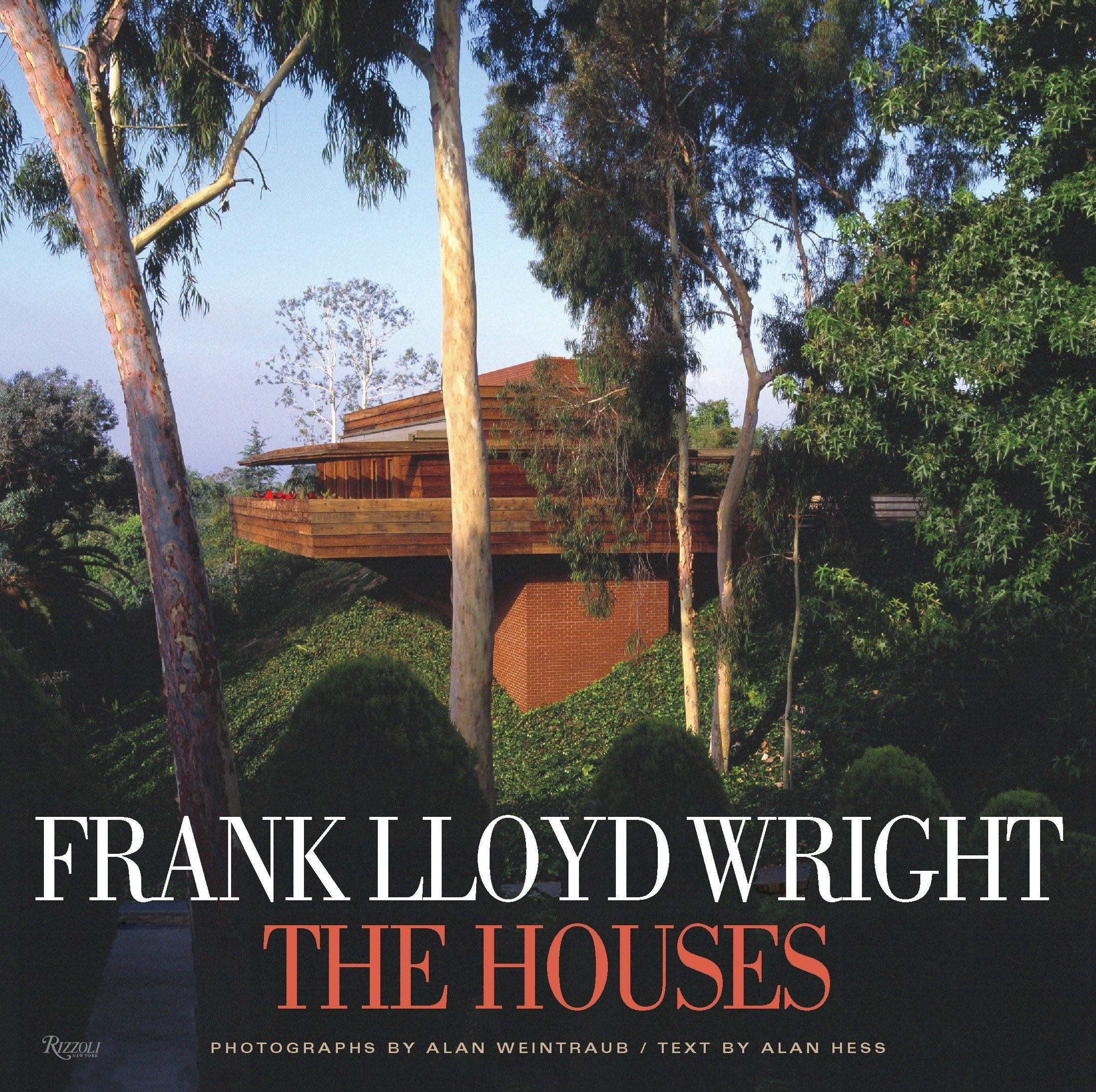 Frank Lloyd Wright Alan Hess product image