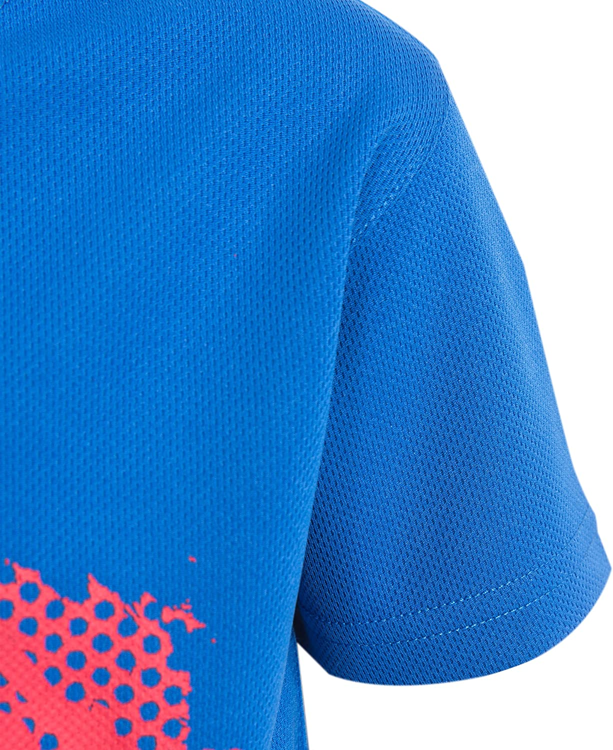 Trespass Kids Declare T-Shirt with Chest Print for Children Boys//Toddlers Ages 2-12 for Outdoor//Fun//Sports//Leisure