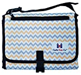 Diaper Changing Pad - Luxury Clutch Portable Travel