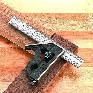 """product image for L.S. Starrett 56362 C11h-6-4r 6"""" Comb Square (1 EA)"""