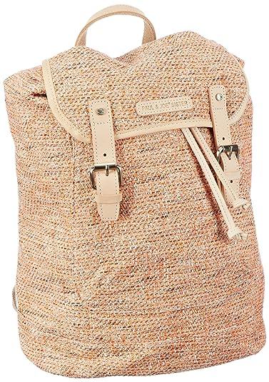 66d9dced3d Paul   Joe Sister Joquer Backpack Handbags Womens Orange Orange (06F) Size   33x40x18