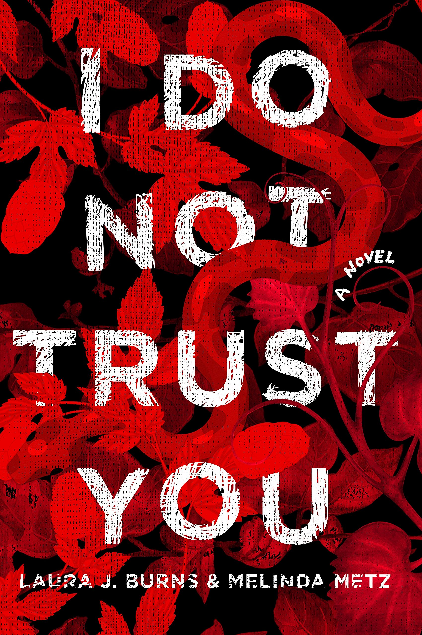 Image result for I Do Not Trust You: A Novel