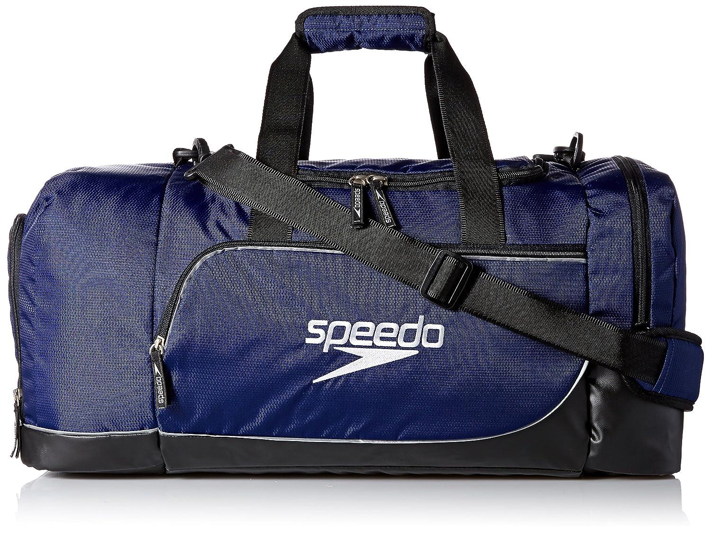 Speedo Teamster ダッフルバッグ 38L B00YQCIQ04 ネイビー ネイビー