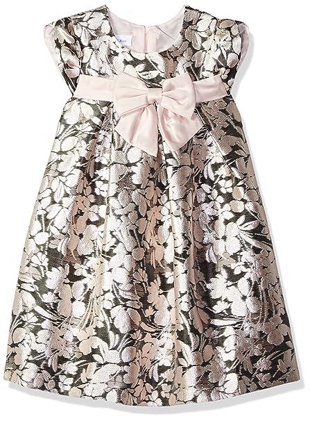 Amazon.com: Bonnie Jean Vestido de fiesta para niña: Clothing