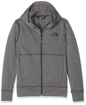 65f3d6fea THE NORTH FACE Boys 'Sweatshirt t934qsdyy, boys, T934QSDYY, gray, FR ...