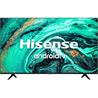 Hisense 50H78G- 50' Smart Ultra HD 4K Dolby Vision HDR10 Android TV with Bluetooth, Voice…