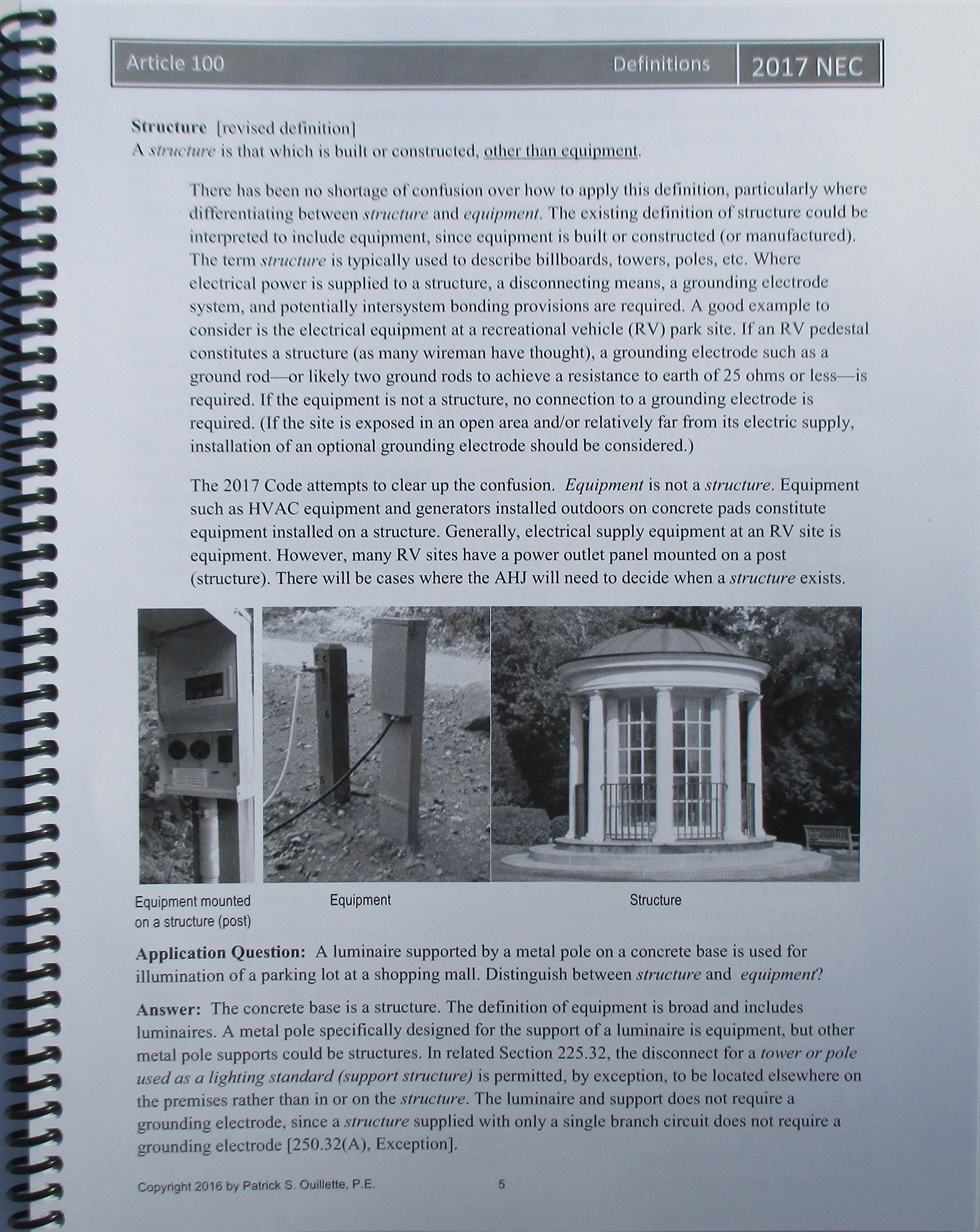 Revisions for the 2017 National Electrical Code: A text for ...