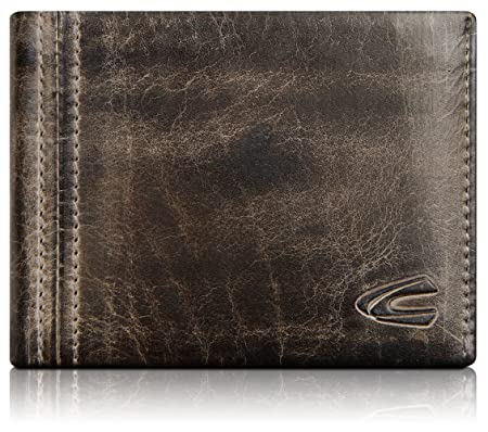 Leather Wallet by Camel Active