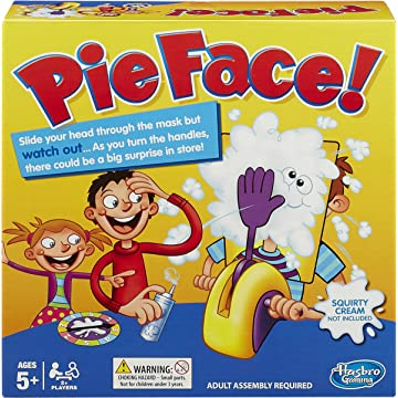 best Hasbro Pie Face Game reviews