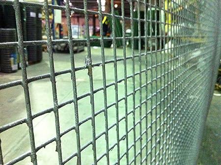 Welded wire mesh panel 8ft x 4ft 1x1in hole 12 gauge 25mm thick welded wire mesh panel 8ft x 4ft 1x1in hole 12 gauge 25mm keyboard keysfo Images
