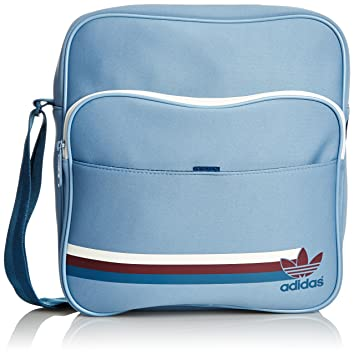 adidas Sir Bag Neo Shoulder Bag - Power Blue Tribe Blue S14  Amazon ... d27d672233908